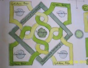vesey knot garden