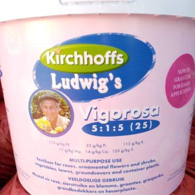 Ludwig's Vigorosa 4.5kg