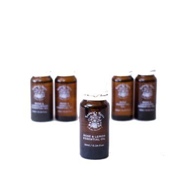 Rose & Lemon Essential Oil 10ml